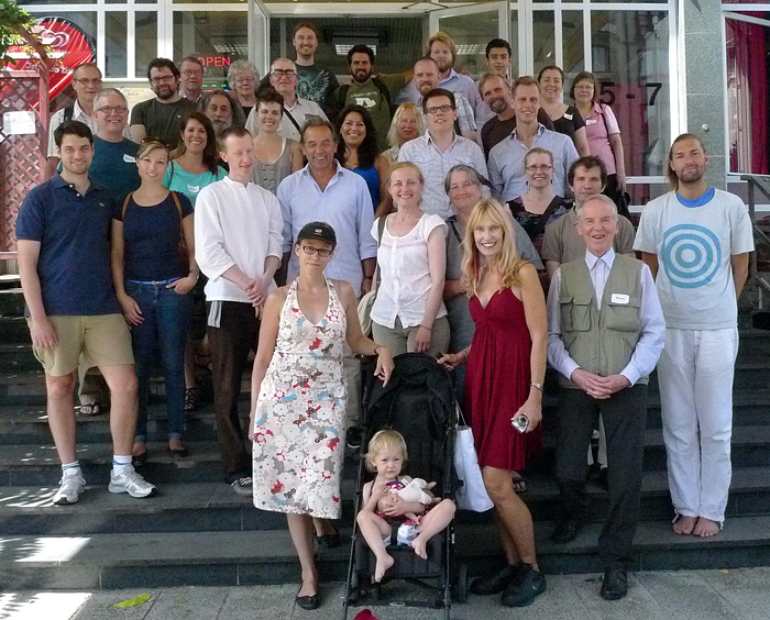 Summer Urantia Book Conference in Berlin 2012