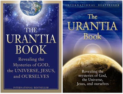 The Urantia Book 2008 Hardcover and Softcover designs