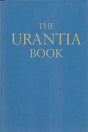 The Urantia Book without a dust jacket