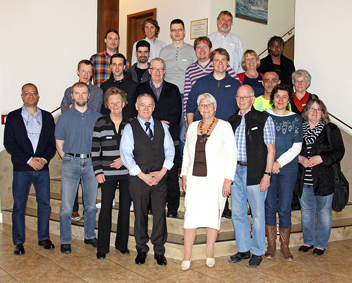 The Third Meeting of the Blue Club in Frankfurt, Germany