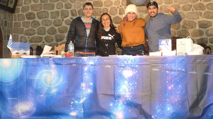 Urantia Peru at the Cusco International Book Fair 2019