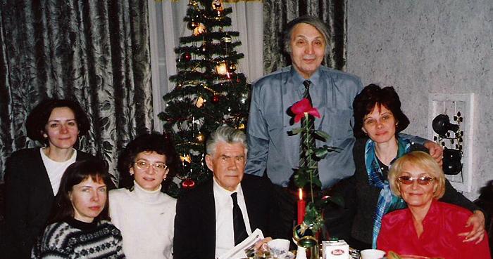Vitaly Kondratjev and the St. Petersburg's study group