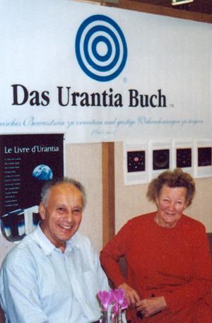 Werner Sutter, Irmeli Ivalo-Sjölie