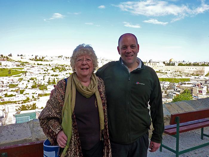 Carolyn Moon and Gabriel Rymberg