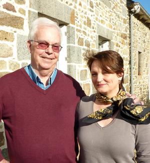 Henk and Claire Mylanus