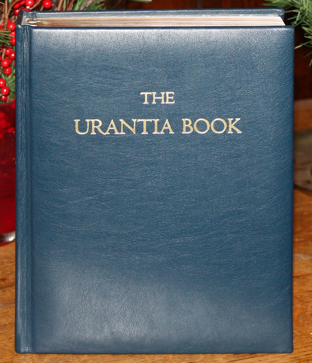 History of The Urantia Book covers / jackets / bindings