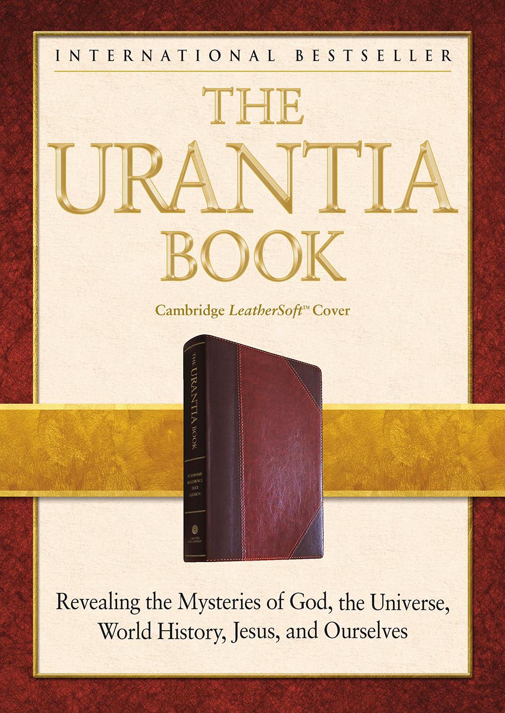 2017 The Urantia Book - Slipcase - Cambridge Leathersoft