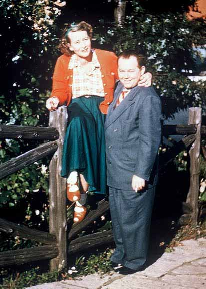 Bill and Leone Sadler