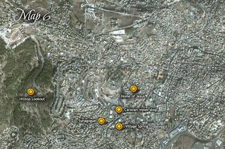 Old Nazareth & Home of Jesus