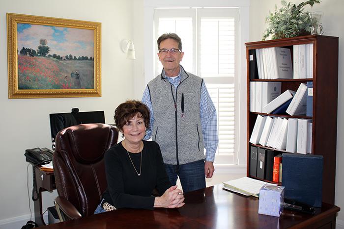 Joanne Strobel and John Strobel