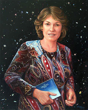 Retrato de Roselyn Armstrong, de Tonia Baney