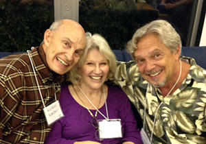 Richard Keeler, Tonia Baney, Bob Solone