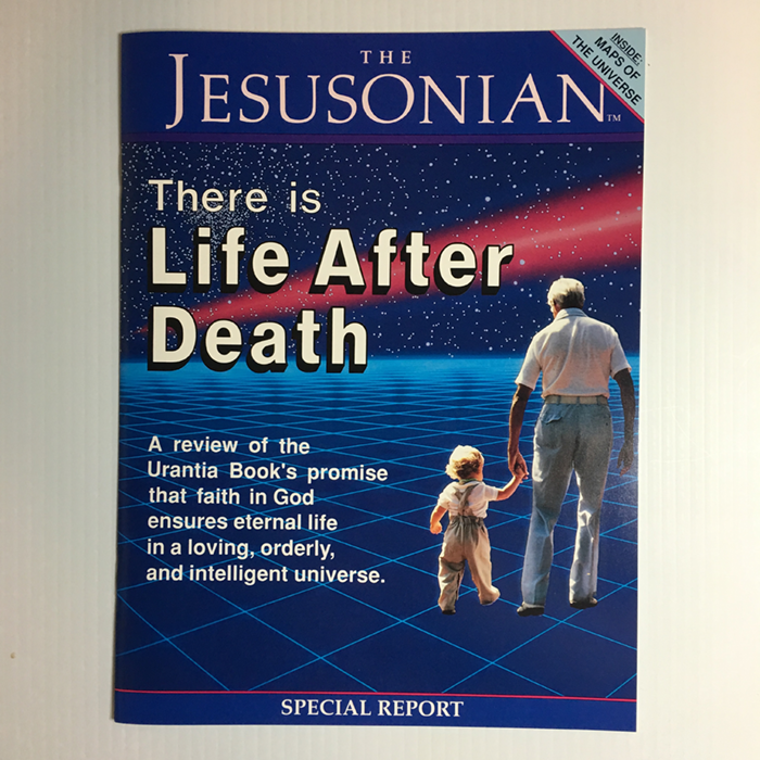 There is life after death magazine