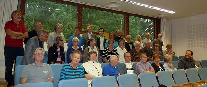 Urantia Book readers in Finland
